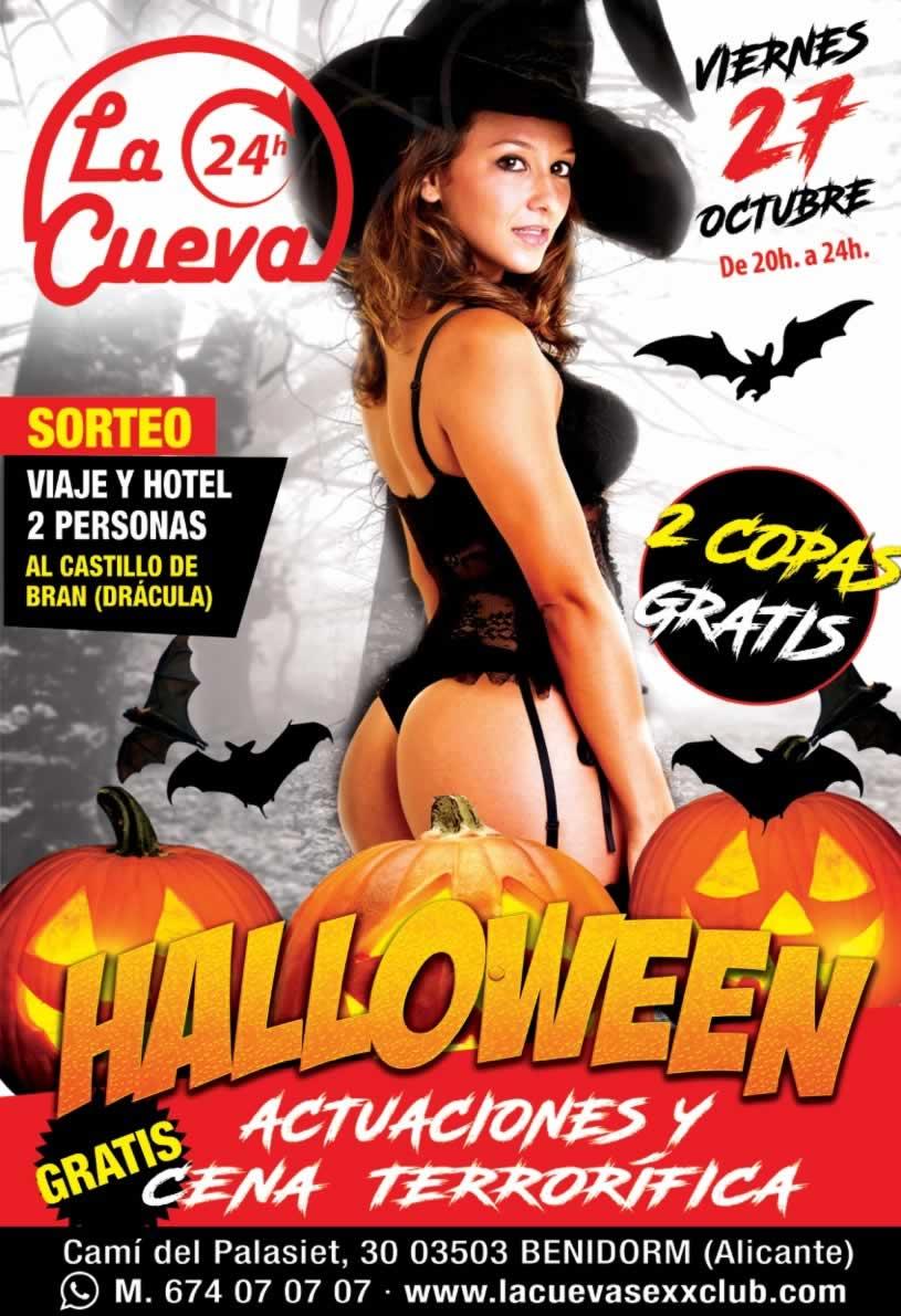 La Cueva Sexx Club · ¡Halloween!